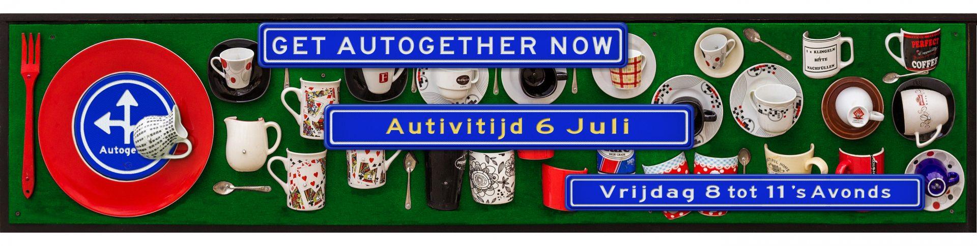 Woensdag 6 Juli van 20:00 tot 23:00 is het weer Autogether in de Tapijn