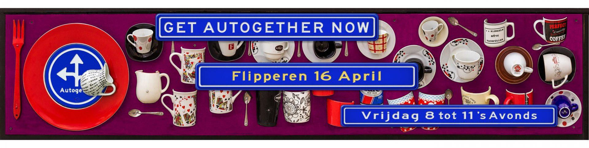 16 April gaat Autogether op bezoek bij het Flippermuseum in Rotterdam, ga je mee?